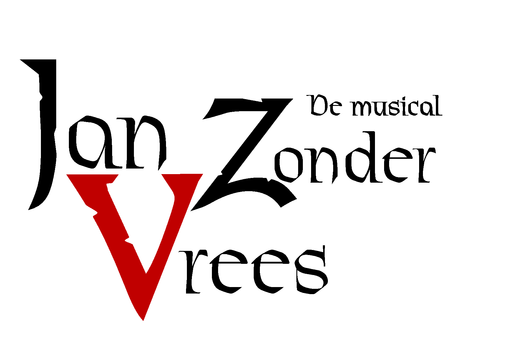 Jan zonder Vrees de musical
